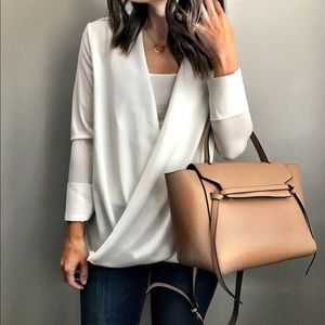 CHICWISH | Hit the Spot Wrap Top